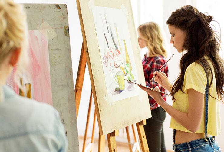 Collaboration des écoles supérieures d'art